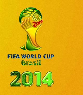 Fifa World Cup 2014 - Obrázkek zdarma pro iPhone 5S