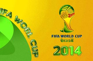 Fifa World Cup 2014 - Obrázkek zdarma pro 320x240
