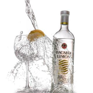 Bacardi Limon - Obrázkek zdarma pro 208x208