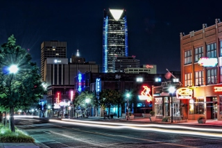 Обои Tulsa, Oklahoma для Android