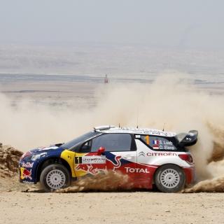 Citroen Racing WRC - Obrázkek zdarma pro iPad