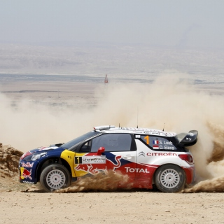 Citroen Racing WRC - Obrázkek zdarma pro iPad Air