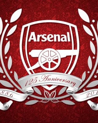 Arsenal FC Emblem - Obrázkek zdarma pro Nokia Asha 305