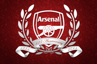 Arsenal FC Emblem - Obrázkek zdarma pro HTC EVO 4G