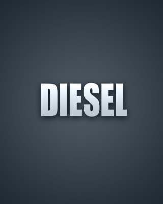 Diesel Logo - Obrázkek zdarma pro Nokia Asha 202