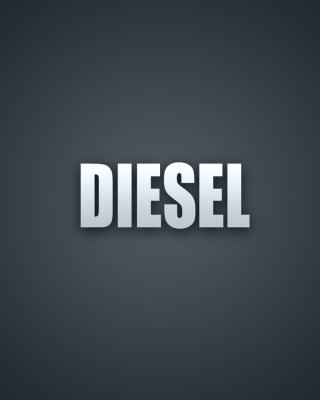 Diesel Logo - Obrázkek zdarma pro Nokia C3-01 Gold Edition