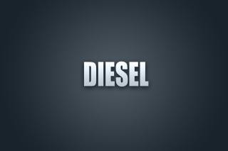 Diesel Logo - Obrázkek zdarma pro Nokia Asha 201