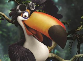 Rafael Rio 2 - Obrázkek zdarma pro Samsung Galaxy Grand 2