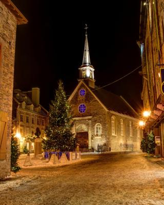 Canada - Quebec - Obrázkek zdarma pro iPhone 5S