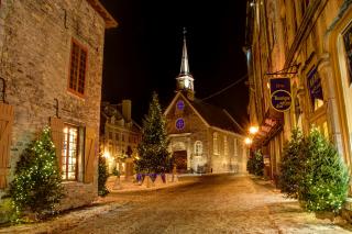 Canada - Quebec - Obrázkek zdarma pro 720x320