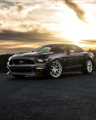 Ford Mustang 2015 Avant - Obrázkek zdarma pro 480x640