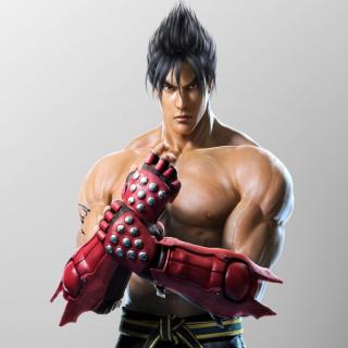 Jin Kazama, The Tekken Game - Obrázkek zdarma pro iPad 3