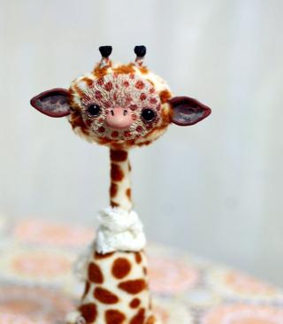 Giraffe - Obrázkek zdarma pro Nokia Lumia 928