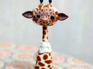 Giraffe - Obrázkek zdarma pro Sony Xperia C3
