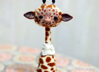 Giraffe - Obrázkek zdarma pro Samsung Galaxy A