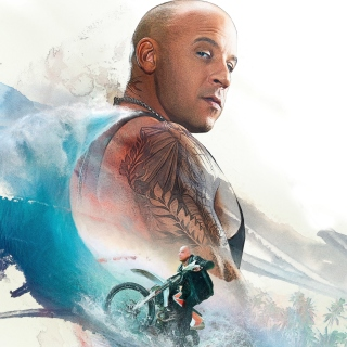 XXX Return of Xander Cage with Vin Diesel - Obrázkek zdarma pro 208x208