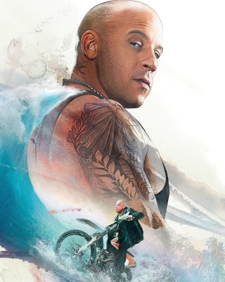 XXX Return of Xander Cage with Vin Diesel - Obrázkek zdarma pro iPhone 5S