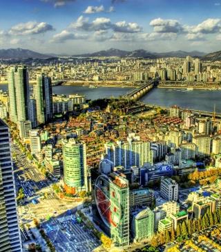 City Quickpic - Obrázkek zdarma pro 128x160