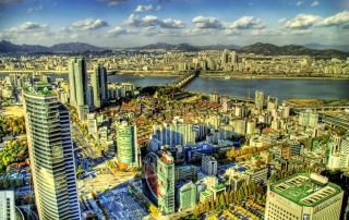 City Quickpic - Obrázkek zdarma pro 720x320