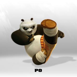 Kung Fu Panda - Obrázkek zdarma pro iPad mini