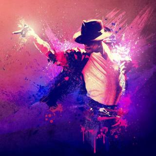 Michael Jackson Art - Obrázkek zdarma pro 128x128