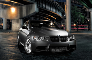 BMW Coupe Background for Android, iPhone and iPad