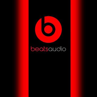 Beats Audio - Obrázkek zdarma pro 1024x1024