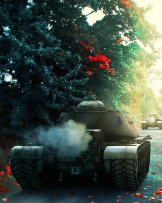 T 54 World of Tanks - Fondos de pantalla gratis para Huawei G7300