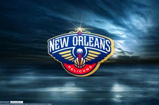 New Orleans Pelicans Logo - Obrázkek zdarma pro Samsung Galaxy S6 Active
