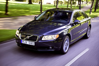 Volvo S80 Picture for Android, iPhone and iPad