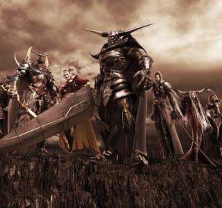 Final Fantasy - Obrázkek zdarma pro iPad Air
