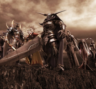 Final Fantasy - Obrázkek zdarma pro 128x128