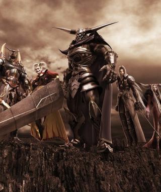 Final Fantasy - Obrázkek zdarma pro iPhone 5C