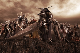 Final Fantasy - Obrázkek zdarma pro Desktop 1280x720 HDTV