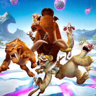Ice Age Collision Course - Obrázkek zdarma pro 2048x2048