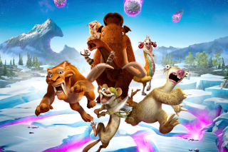 Ice Age Collision Course - Obrázkek zdarma pro Android 1200x1024