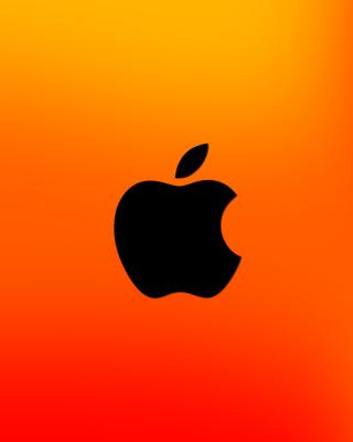 Apple Logo Orange - Fondos de pantalla gratis para Huawei G7300