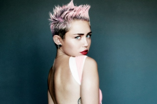Free Miley Cyrus For V Magazine Picture for Android, iPhone and iPad