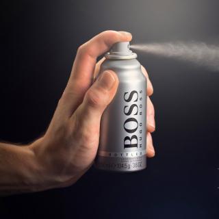 Hugo Boss Perfume - Obrázkek zdarma pro iPad 2