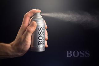 Hugo Boss Perfume - Obrázkek zdarma pro 1366x768