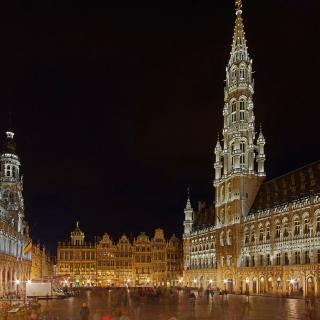 Brussels - Obrázkek zdarma pro 320x320