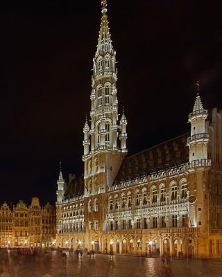 Brussels - Obrázkek zdarma pro Nokia Asha 308