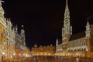 Free Brussels Picture for Android, iPhone and iPad