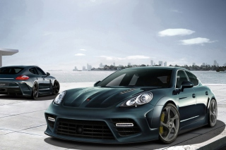 Mansory Porsche Panamera Picture for Android, iPhone and iPad