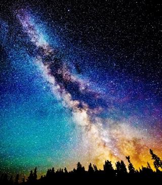 Nebula - Obrázkek zdarma pro 360x480