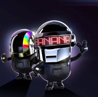 Daft Punk - Obrázkek zdarma pro 1024x1024