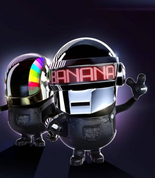 Daft Punk - Obrázkek zdarma pro 240x400