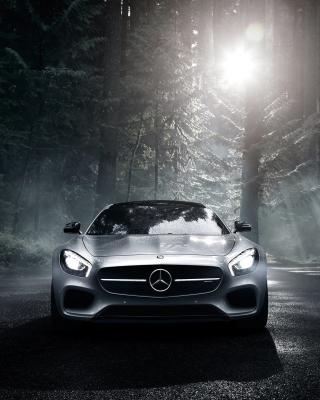 2016 Mercedes Benz AMG GT S - Obrázkek zdarma pro Nokia C7