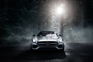2016 Mercedes Benz AMG GT S sfondi gratuiti per cellulari Android, iPhone, iPad e desktop
