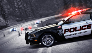 Nfs Hot Pursuit Wallpaper for Android, iPhone and iPad